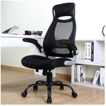 BERLMAN Ergonomic High Back Mesh Office Chair with Adjustable Armrest Desk Chair Computer Chair Black Plus Office Products B07ZV3S27W