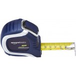 Basics Heavy Duty Tape Measure - 16-Feet 5-Meters Inch Metric Scale MID Accuracy Chrome - - B07T8JLK9T