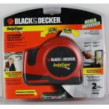 Black and Decker ATM100 Autotape Auto Tape Measure Powered Tape Rule - Tape Measures - B002YCL47U