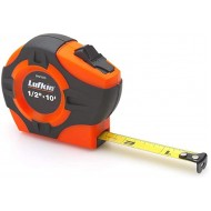 Crescent Lufkin 1 2x 3m 10' P1000 Series Hi-Viz Orange SAE Metric Yellow Clad A30 Blade Power Return Tape Measure - PHV1023CMEN - - B01N5XAPE7