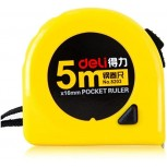 HXSD 3m 5m 7.5m 10m Locking Function Steel Tape Measure Woodworking Ruler Decoration Measuring Ruler Office Supplies Color Yellow Size 5m Office Products B07WGM2STZ