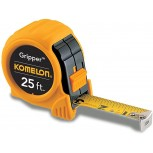 Komelon 5925 Gripper Acrylic Coated Steel Blade 25-Feet by 1-Inch Yellow - Tape Measures - B004RIDDC8