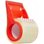 RoadPro RPTD-1001 Clear Packing Tape with Dispenser Office Products B0047XSG1G