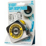 SUCK UK Novelty Sticky Tape Dispenser Clear Tape Dispensers Office Products B004CDTE3K