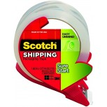 Scotch 3450SRD Packing Tape w Refillable Dispenser 1-7 8-Inch x38.2 Yds CL Office Products B00XC58LS8