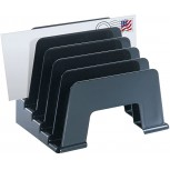 Officemate Recycled Incline Sorter Black 26002 Office Desk Organizers Office Products B001PIF3SA