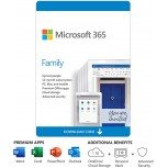 Microsoft 365 Family | 12-Month Subscription up to 6 people | Premium Office apps | 1TB OneDrive cloud storage | PC Mac Download Office Products B07F3SNQT5