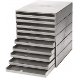 Styro 23102-85 Office Box Val 246 X 335 X 323 Mm Grey Office Products B000KTCU5E