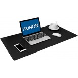 Desk mat Desk Pad for Office Home Multifunctional Ultra Thin Dual Use Desk Blotters Mouse Pad Protector Black 32 x 16 Office Products B089CWDF2Y
