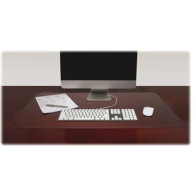 LLR39650 Lorell Desk Pad 20 x 36 Inches Clear Office Supplies Organizers Office Products B00B1MOP0C