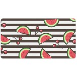 Laptop Desk Mat Office Desk Pad Watermelon Fruit Plant PatternVegetarian Food Desk Mats on Top of Desks Large Desk Pad Protector for Office Work Home Decor 16 X 30 inches Office Products B08H2385PM