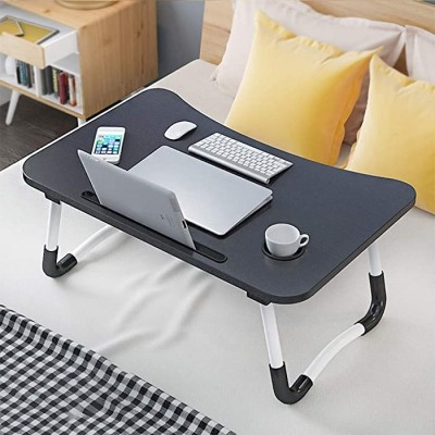 Laptop Desk Foldable Laptop Table Small Desk Breakfast Serving Bed Tray Office Products B08KJ8DXSF