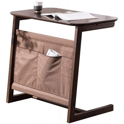 Laptop Desk Laptop Table Computer Desk Home Office Dorm Wooden Stand Desk Portable Writing Study Table Notebook Laptop Desk Computer Desk Color Black Walnut Office Products B088THW3F6