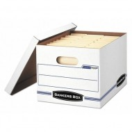 Bankers Box Letter/Legal White PK6 ZO47514775