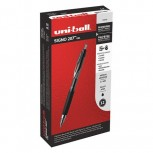 Retractable Gel Pen Medium 0.7 mm Black PK12 ZO44533722