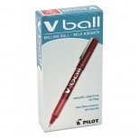 Roller Ball Pen Medium 0.7 mm Red PK12 ZO51245746