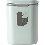 GAKIN 1Pc Desktop Trash Can Office Desk Small Dustbin Mini Household Storage Box Office Products B08JQ81GHG