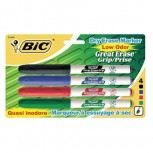 Dry Erase Marker Black Blue Green Red 4PK ZO87775244