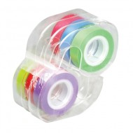 Removable Highlighter Tape Assorted Colors PK6 ZO22781676