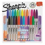 Sharpie Marker Fine PointAssorted PK24 ZO11371742