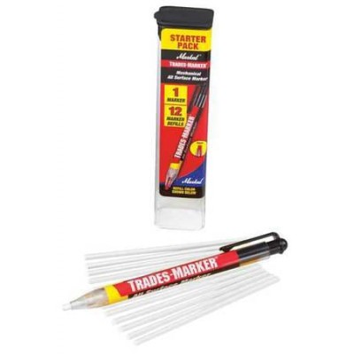 Trades-Marker All-Surface Marker White ZO21642684