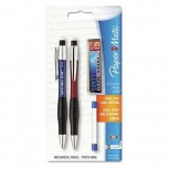 Mechanical Pencil 0.7mm Asst Barrel PK2 ZO77475378