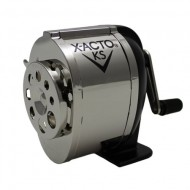 Heavy-Duty Manual Pencil Sharpener Multi-Hole Mountable ZO88361684