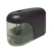 Pencil Sharpener Blk Battery Operated ZO37475618