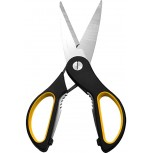 Kitchen Stainless Steel Multi-Function Household Scissors Office Scissors Office Products B07XYKNMR2
